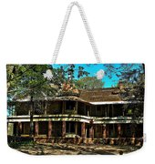 Abandoned Mansion Weekender Tote Bag