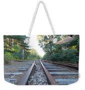 Abandoned Railroad 1 Weekender Tote Bag