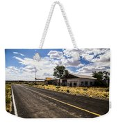 Abandoned Rest Stop Weekender Tote Bag