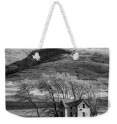 Abandoned Two-story Farmhouse - P Road Nw - Waterville - Washington - May 2013 Weekender Tote Bag