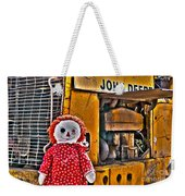 Abandoned - Vehicle Recycling Weekender Tote Bag