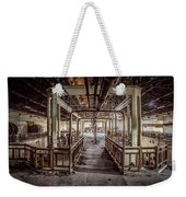 Abandoned Winery In The South Of France Weekender Tote Bag