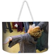 Abandonment Of Self Weekender Tote Bag