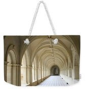 Abbaye De Frontevraud  Cross Coat Weekender Tote Bag