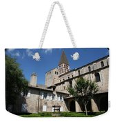 Abbey Church St. Philibert - Tournus Weekender Tote Bag