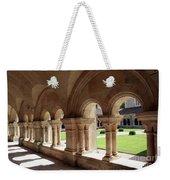 Abbey Fontenay - Cloister Vault  Weekender Tote Bag