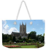 Abbey Gardens Weekender Tote Bag