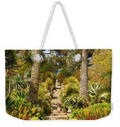Abbey Gardens Of Tresco On The Isles Of Scilly Weekender Tote Bag