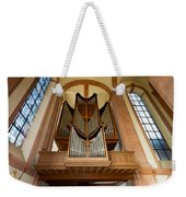 Abbey Organ Weekender Tote Bag