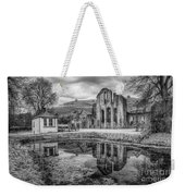 Abbey Reflections Weekender Tote Bag