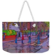Abbey Road Crossing Weekender Tote Bag