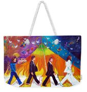 Abbey Road Weekender Tote Bag