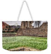 Abbey Well Weekender Tote Bag