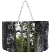 Abbey Window  Weekender Tote Bag