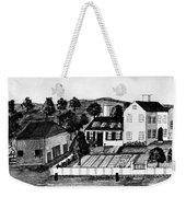 Abigail Adams Home Weekender Tote Bag
