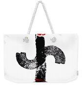 Aboriginal Figure Weekender Tote Bag