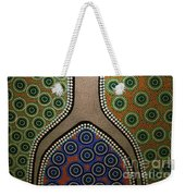 Aboriginal Inspirations 21 Weekender Tote Bag