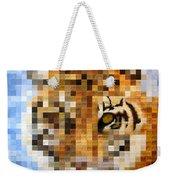 About 400 Sumatran Tigers Weekender Tote Bag