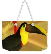 About A Beak  Weekender Tote Bag