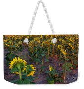 About Face Weekender Tote Bag