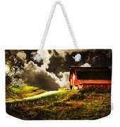 About To Storm Weekender Tote Bag