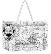 About Wolves And Sheep Weekender Tote Bag