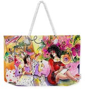 About Women And Girls 16 Weekender Tote Bag