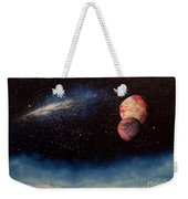 Above Alien Clouds Weekender Tote Bag