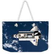 Above Earth Weekender Tote Bag