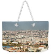 Above Lisbon Portugal Weekender Tote Bag