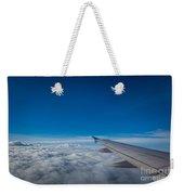 Above The Clouds  Weekender Tote Bag