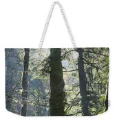 Above The Firs Weekender Tote Bag