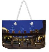 Abq Uptown Entrance Weekender Tote Bag