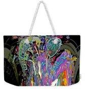 Abracadabra Abstract Weekender Tote Bag