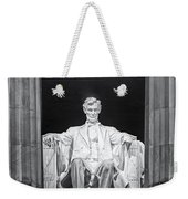 Abraham Lincoln Memorial Weekender Tote Bag