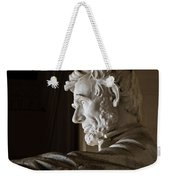 Abraham Lincoln Monument Weekender Tote Bag