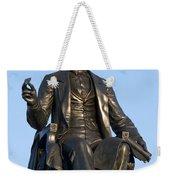 Abraham Lincoln Statue Philadelphia Weekender Tote Bag