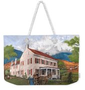 Abraham Lincoln's Ancesteral Home Weekender Tote Bag