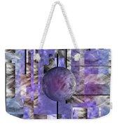 Abstract   Sphere Weekender Tote Bag
