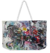 Abstract 00111 Weekender Tote Bag