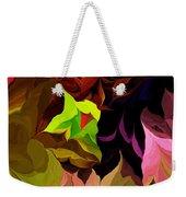 Abstract 012014 Weekender Tote Bag