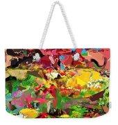 Abstract 022315 Weekender Tote Bag