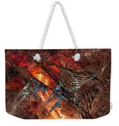 Abstract 0358 - Marucii Weekender Tote Bag