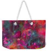 Abstract Series 06 Weekender Tote Bag