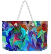 Abstract 062713 Weekender Tote Bag