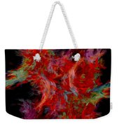 Abstract Series 08 Weekender Tote Bag