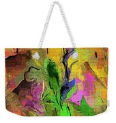 Abstract 082713a Weekender Tote Bag