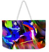 Abstract 082713d Weekender Tote Bag