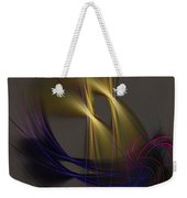 Abstract 090613 Weekender Tote Bag