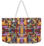 Abstract 94 Weekender Tote Bag